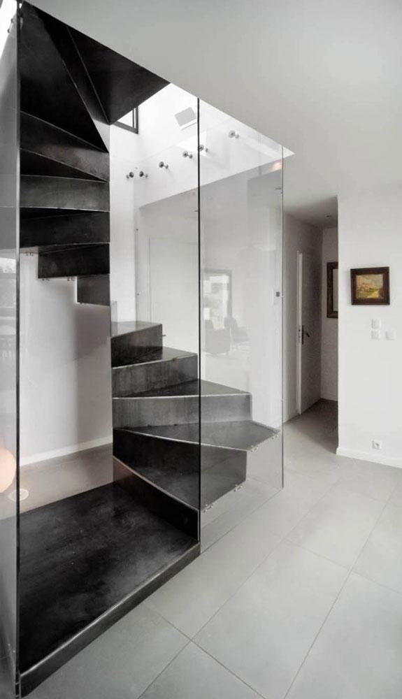 Escalier Design : tout savoir - interieure, verriere interieure ...